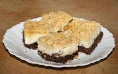 Pavyks kiekvienam: varškės pyragas