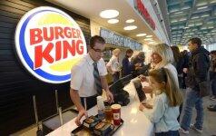 """Belgijos karališkoji šeima pasipiktinusi – """"Burger King"""" savo mėsainį prilygino karaliui"""
