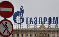 """""""Gazprom"""" planuoja investuoti į """"Turkijos srauto"""" projektą 6 mlrd. JAV dolerių"""
