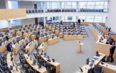 Seimas apsispręs dėl Pagalbinio apvaisinimo įstatymo pataisų
