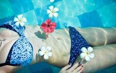 Grožio procedūros, kurios nėštumo metu yra tabu: gydytojos komentaras