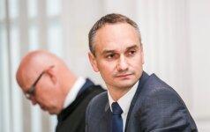 Buvęs LKF generalinis sekretorius M. Balčiūnas teisme nepripažino nė vieno kaltinimo