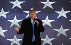 Ekspertai: atėjus D. Trumpui Amerikos rinka gali užsiverti