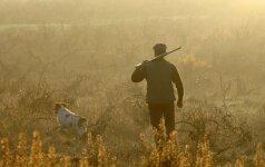 Medžiotojas E. Tijušas: medžioklės įvaizdis Lietuvoje - vienas prasčiausių Europoje
