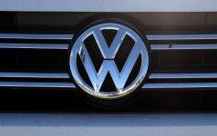 """EK imsis priemonių prieš Lietuvą dėl """"Volkswagen"""" skandalo"""