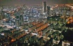 Azijos sužavėtas lietuvis laimę rado Pietų Korėjoje