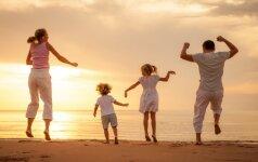 VDU sociologė: Lietuvoje nuvertinamas ekonominis šeimyninės laimės dėmuo