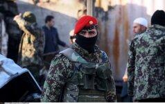 Afganistane per kovotojų ataką žuvo 10 karių