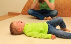 Pozityvus auklėjimas: kaip sustabdyti netinkamą vaiko elgesį