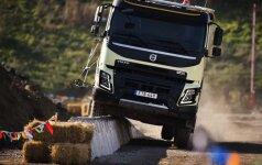 Volvo sunkvežimis