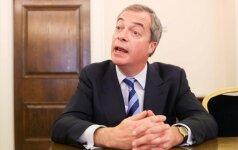 Nigel Farage interviu