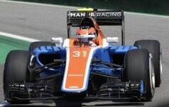 Manor komandos automobilis