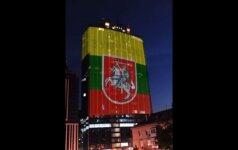 Kijevas siunčia didžiulį sveikinimą Lietuvai