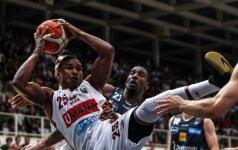 """Venecijos """"Umana Reyer"""" krepšininkai – naujieji Italijos čempionai"""