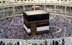 Iranas nesiųs maldininkų į Meką ir dėl to kaltina Saudo Arabiją