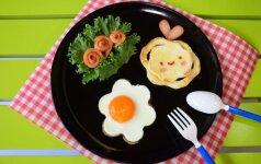 Kaip tinkamai maitinti vaikus?