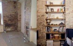 Penki PRIEŠ ir PO projektai: kaip kardinaliai gali pasikeisti namai