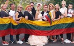 Lietuvos meistrai Paryžiuje - tarp geriausių