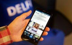 """""""Instagram"""" vartotojų gyvenimas patogesnis, nes pristatyta nauja funkcija"""