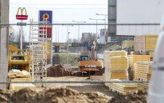 Vilniuje iškilo dar vienas prekybos centras