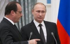Iš Prancūzijos - viltis Rusijai