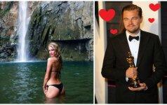 Ela Kawalec ir Leonardo DiCaprio