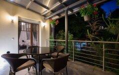 Specialistų patarimai, kurie padės išspręsti terasos stogo dilemą