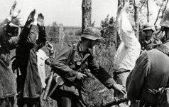Miręs paskutinis Bresto tvirtovės gynėjas priminė vieną didžiausių 1941 metų dramų