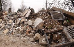 Įžūliems aplinkos teršėjams - šimtatūkstantinė bauda