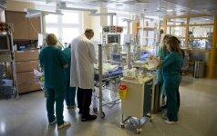 Vaikų reanimatologas: kai žmonės pila purvą, tai neskatina likti Lietuvoje