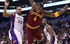 """""""Lakers"""" ir """"Clippers"""" toliau stiprina savo sudėtis: naujausi pirkiniai - A.Jamisonas ir G.Hillas"""
