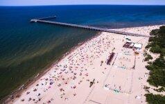 Lietuvių atostogos: neišsižada pajūrio ir rizikuoja vykdami į pavojingas šalis
