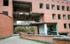 D. Varnaitė apie buvusį Kelių policijos pastatą: nugalėjo sveikas protas