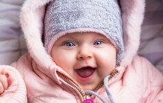Kokią akių spalvą paveldės jūsų vaikas?