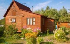 Kaip tinkamai apšiltinti ir sušildyti sodo namelį?