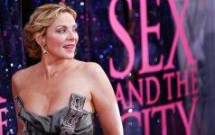 """Kaip dabar atrodo 60-ties sulaukusi gundančioji """"Sekso ir miesto"""" aktorė K. Cattrall FOTO"""