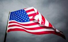JAV ekonomikos augimas – sparčiausias per dvejus metus
