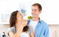 Virtuvės šefė rekomenduoja keletą idėjų šeimos valgiaraščiui