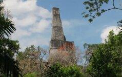 Gvatemaloje rasta nesantaikos tarp dviejų majų miestų įrodymų