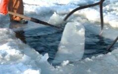 Žuvų gelbėjimo operacija: baiminamasi, kad visas reikės išgaudyti ir išvežti kitur