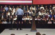 Vietnamietiško repo pamokos B. Obamai