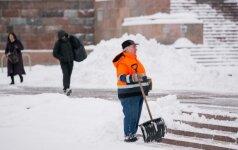 Kas laukia lietuviškos žiemos: sniegas ir šaltis bus tikra retenybė