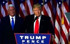 DELFI TV premjera: kaip Baltuosiuose rūmuose įsikūręs D. Trumpas lems Europos likimą?
