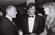 Seksualiausias 1987-ųjų vyras: prieš 30 metų ir dabar