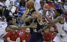 """Pakeliui į """"Neptūną"""" – NBA neįsitvirtinęs gynėjas"""