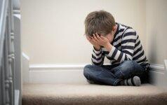 Tėvų skyrybos vaikui sukelia didesnę krizę nei vieno iš tėvų mirtis