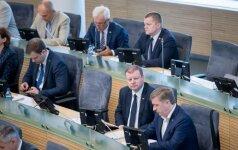 Seimas priėmė pataisas dėl aukštos kvalifikacijos specialistų perkėlimo dirbti į Lietuvą