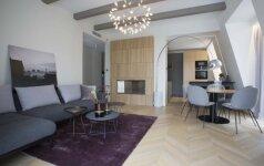 90 kv.m butas Vilniuje: komforto oazė