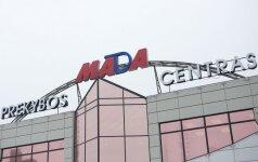 Prekybos centras Mada