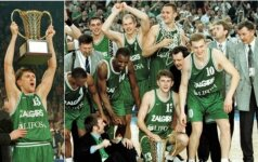 """Istorinę dieną prisiminus: kaip """"Žalgiris"""" tapo Eurolygos čempionu"""